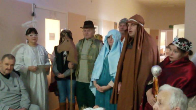 Odwiedziny pacjentów w ZOL SP ZOZ w Lubaczowie